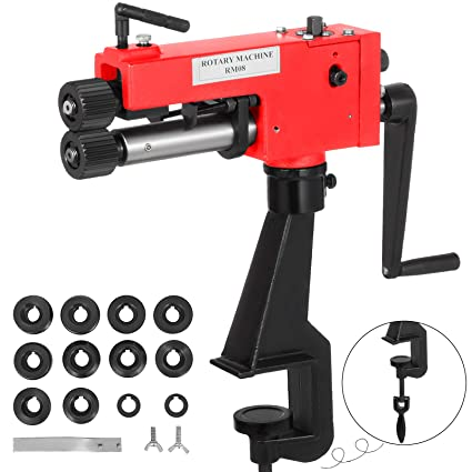 Metal Bending Machine >> Mophorn Rotary Sheet Metal Bender Machine 7 Inch Throat Depth Rotary