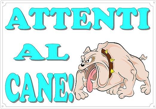 targa attenti al cane clipart per esterno