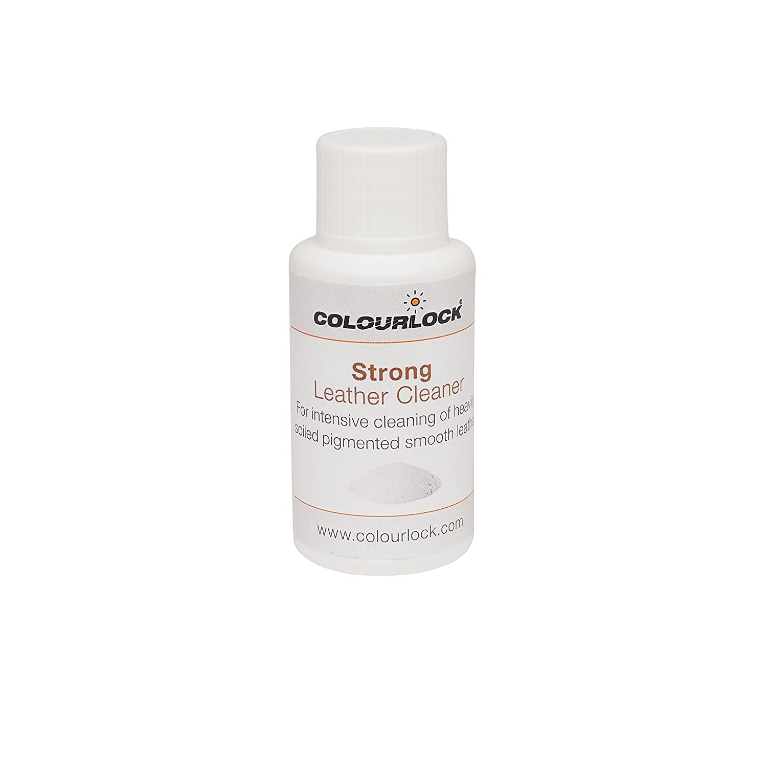 COLOURLOCK Strong Leather Cleaner for Car interiors, furniture upholstery, bags and clothing (30ml)