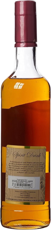 Ron cubaney Elixir de Orangerie 8 años (1 x 0,7 l)