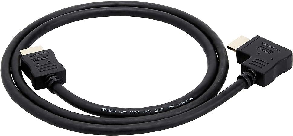 Amazon Basics Hdmi Kabel 91 4 Cm 270 Winkel High Elektronik