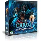 The Grimm Masquerade   A Fairytale Inspired Strategy Board Game of Social Deduction   Fun for Kids, Teens and Adults…