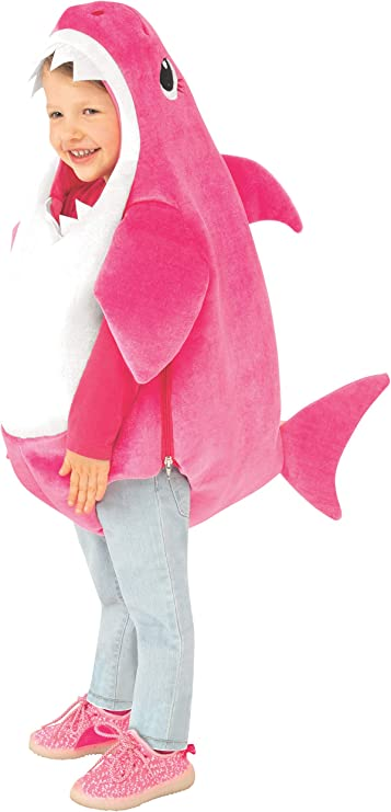Rubie's Kid's Mommy Shark Costume with Sound Chip, Small