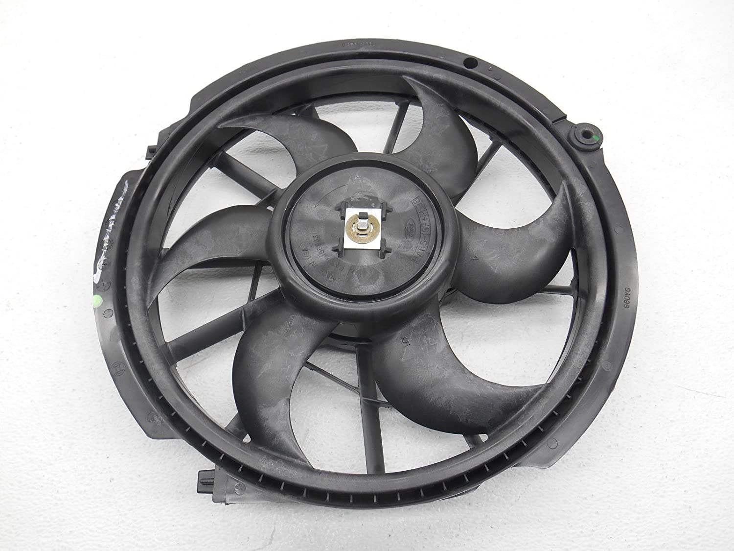 Ford F8DZ-8C607-AC - FAN AND MOTOR ASY