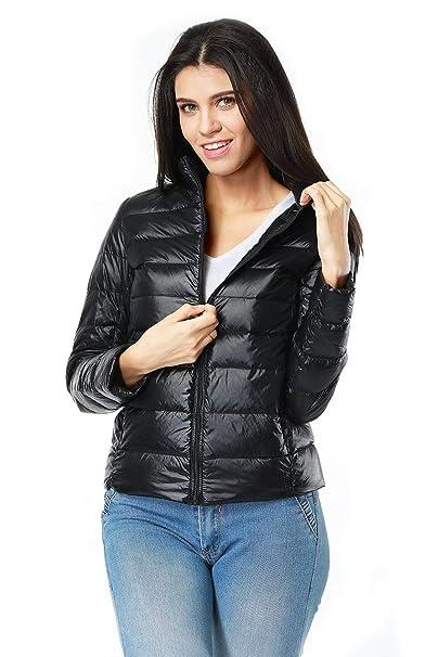 Amazon.com: Hifeos - Abrigo de plumón para mujer, XL: Clothing