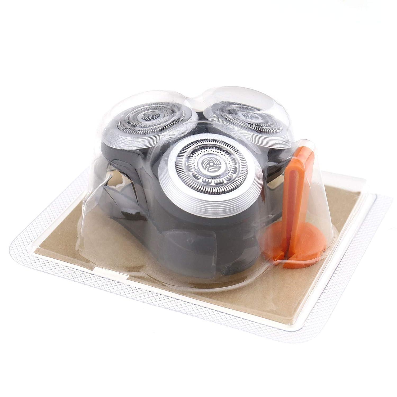 ENET Cabezales de Repuesto para afeitadora Hojas 3D Philips RQ10 ...