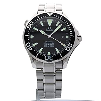 8712251625f Amazon.com  Omega Seamaster Swiss-Automatic Male Watch 2254.50.00 ...