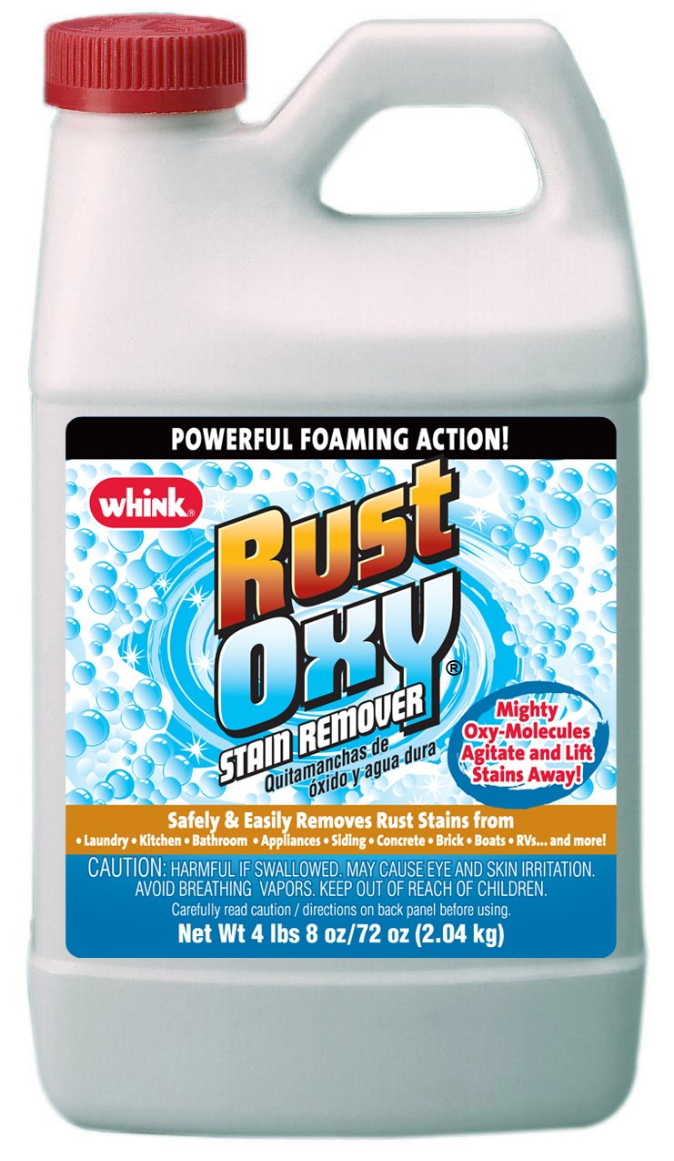 Whink Rust Oxy 72 Ounce