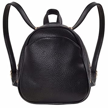 Amazon.com  Humble Chic Mini Vegan Leather Backpack - Convertible Shoulder  Purse Handbag Tiny Crossbody Bag 109957c041221