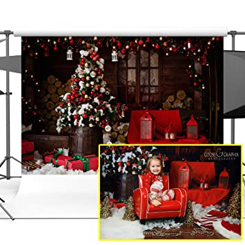 7x5ft christmas backdrops for photographers props indoor wood backdrop background for family photography studio