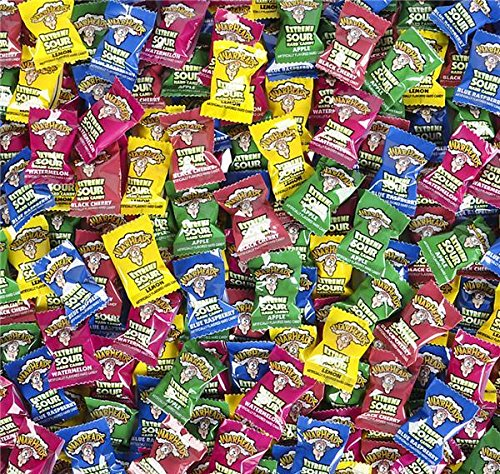 WARHEADS EXTRA SOUR CANDY, Case of 1 by DollarItemDirect (Image #4)