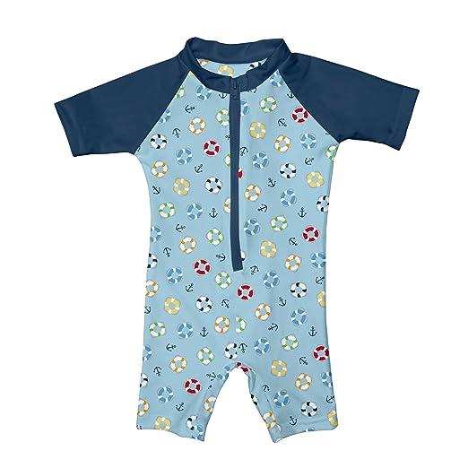 0a6216a0 Amazon.com: i play. Baby One-Piece Swim Sunsuit: Clothing