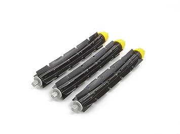 3 flexibl cepillos para todos los modelos iRobot Roomba 600 y 700 Hannets 6.0.3.: Amazon.es: Hogar