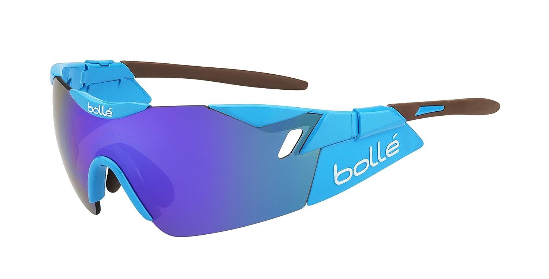 7bc03eb568 Bollé (CEBF5) 6Th Sense Gafas, Unisex Adulto, Azul (Shiny) marrón, L:  Amazon.es: Deportes y aire libre