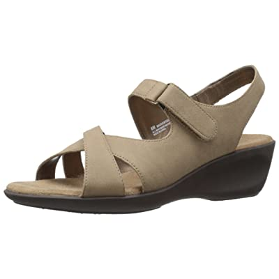 Aerosoles Women's Badvertisement Wedge Sandal