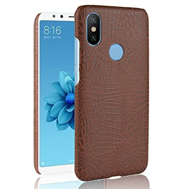 classic fit 5eb0e f4705 HDOMI Xiaomi Redmi 6 Pro,Xiaomi Mi A2 Lite Case, and Super Thin ...
