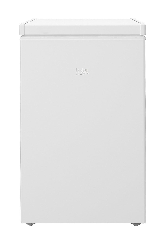 Congélateur Beko/serrure/joint de porte antibactérien/technologie MinFrost Classe énergétique A+ 104 Liter Weiß HS-210520