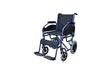 Polironeshop Satis silla de ruedas plegable de transito ...
