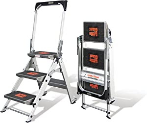 Safety Step Stepladder - 3 Step