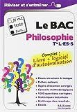 Je me teste sur... Le BAC - Philosophie Tle L-ES-S (logiciel d'autoévaluation inclus)