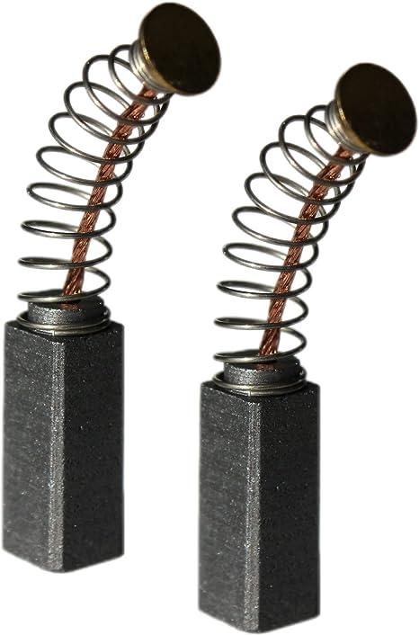 Balais de Charbon pour BOSCH CSB 5-13 RE perceuse 2.0x3.1x5.9 5x8x15,5mm