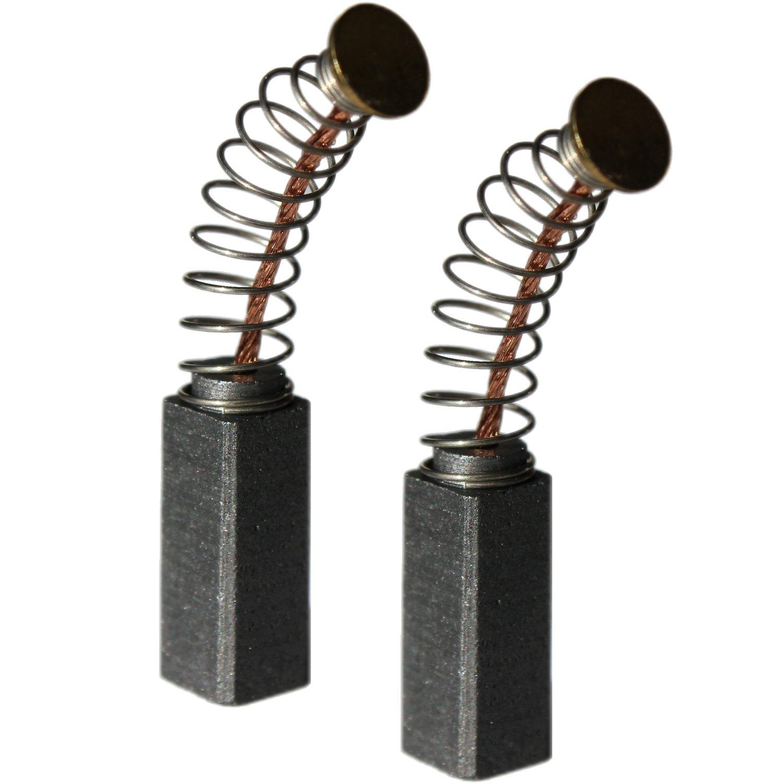 Balais de charbon pour perceuse Bosch PSB 450 RE / PSB 500 R / PSB 550 Hobbypower24 PTCB-014-A9-559