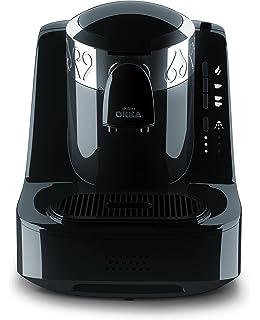 Amazon.com: Beko 2-Cup Turkish Coffee Maker (Black): Kitchen ...