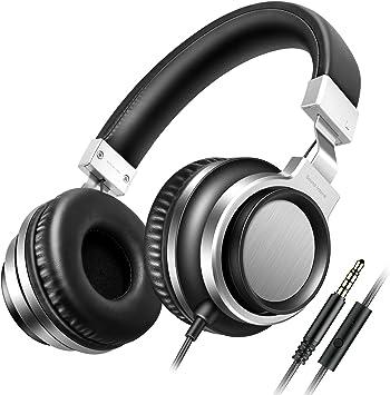 Auriculares estéreo de graves Sound Intone I8 con micrófono ...