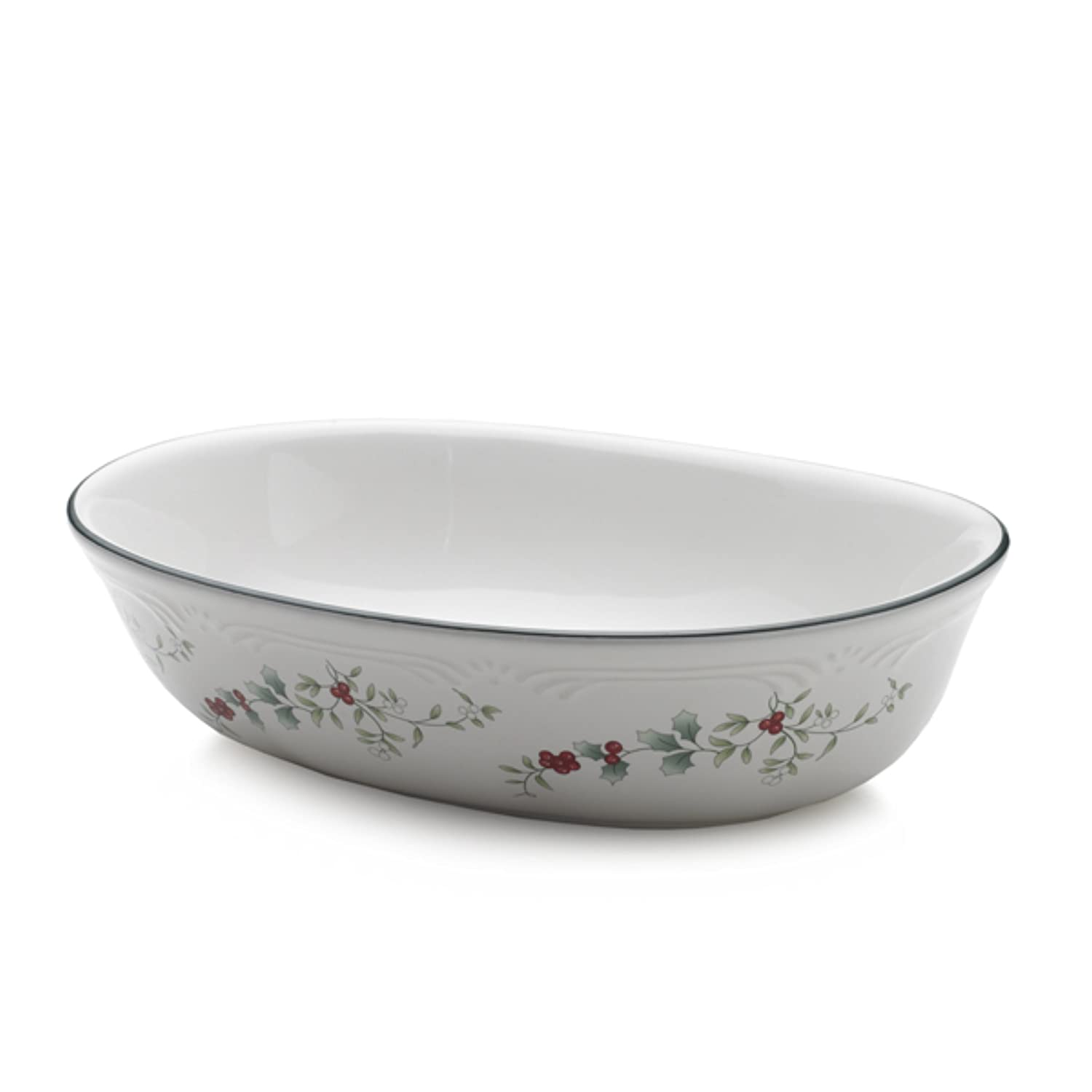 10994300 Pfaltzgraff Winterberry Dinnerware, Assorted