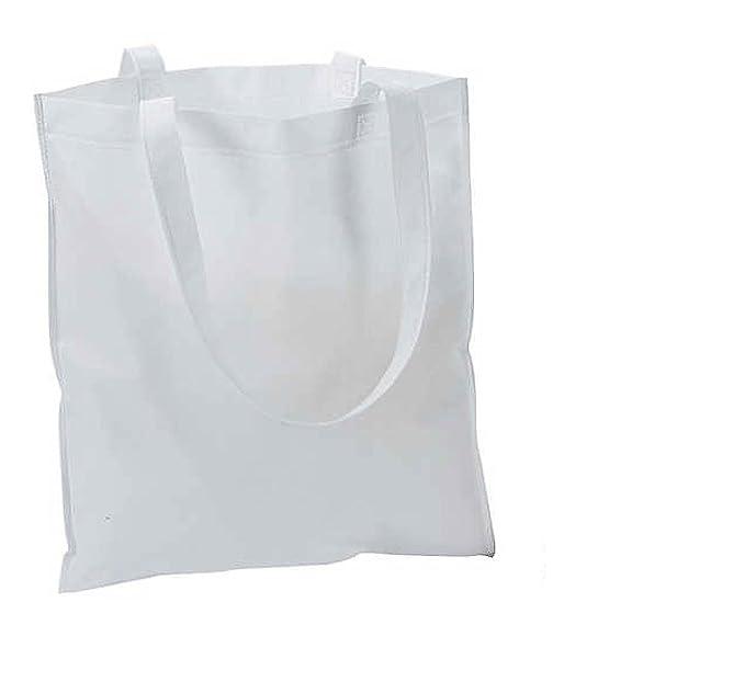 Amazon.com: 50 bolsas de compras reutilizables.: Kitchen ...