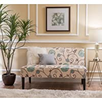 Christopher Knight Home Dejon Floral Fabric Loveseat Deals