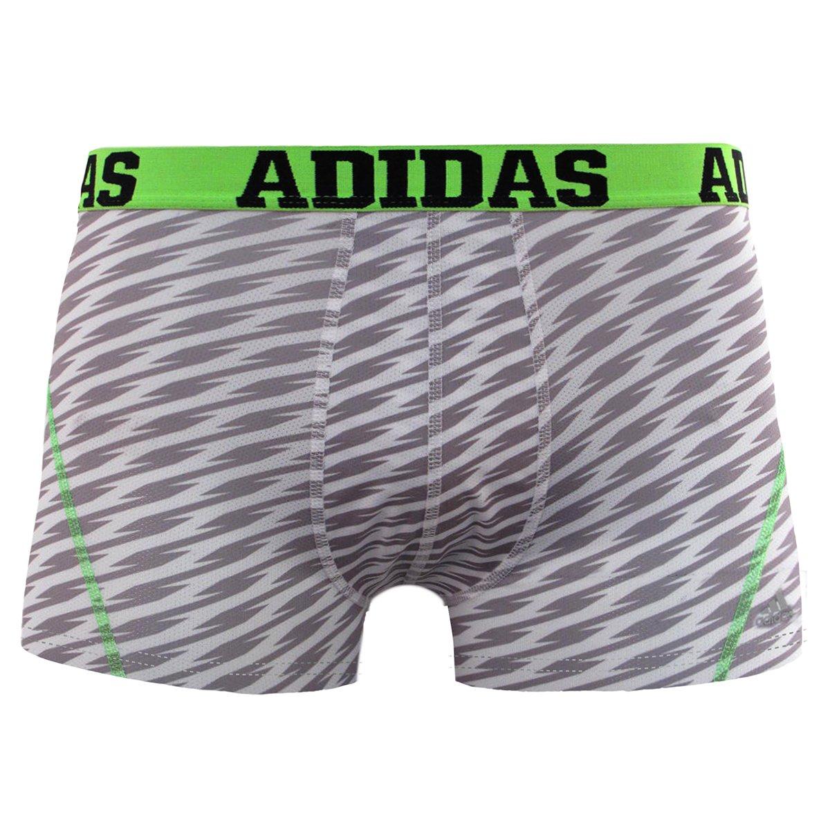 adidas Men's Sport Performance Climacool Graphic Trunk Underwear