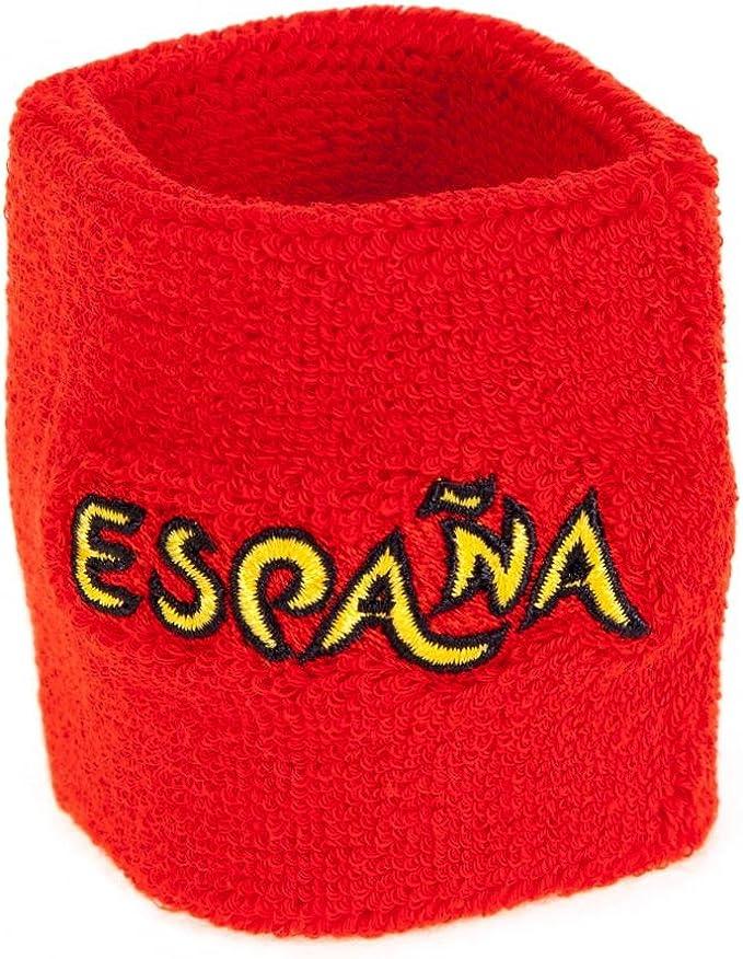 adidas X17191 – Muñequera con Bandera de España 2 Unidades: Amazon.es: Deportes y aire libre