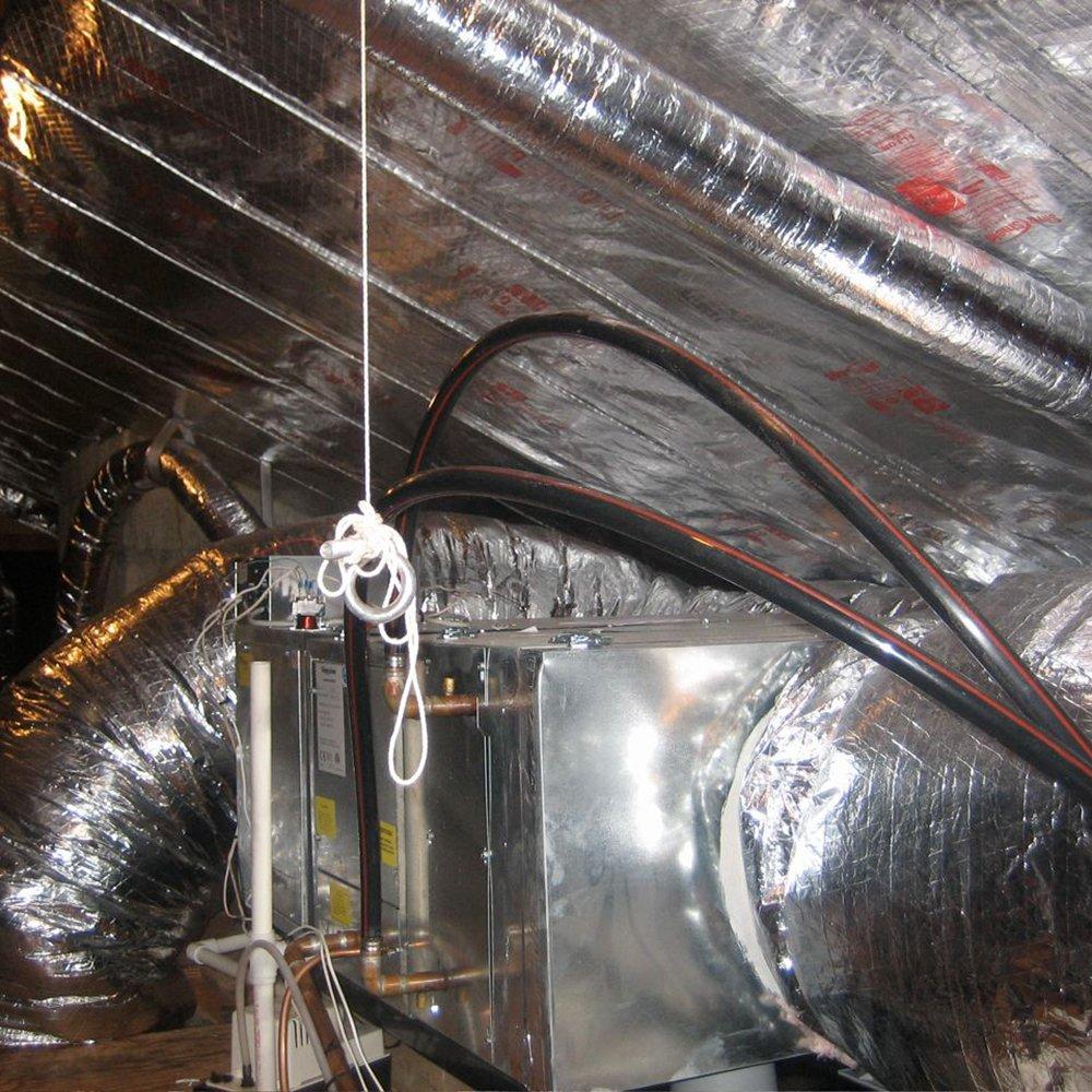 Fi Foil Ffss16250r Silver Shield Multi Layer Attic Radiant Barrier Wiring Vault 88 16