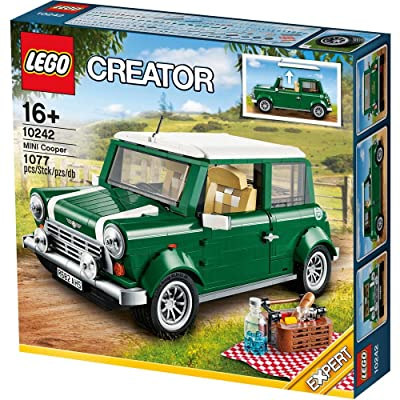 LEGO Creator Mini Cooper Car: Toys & Games