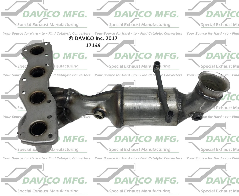 Davico 17139 Catalytic Converter
