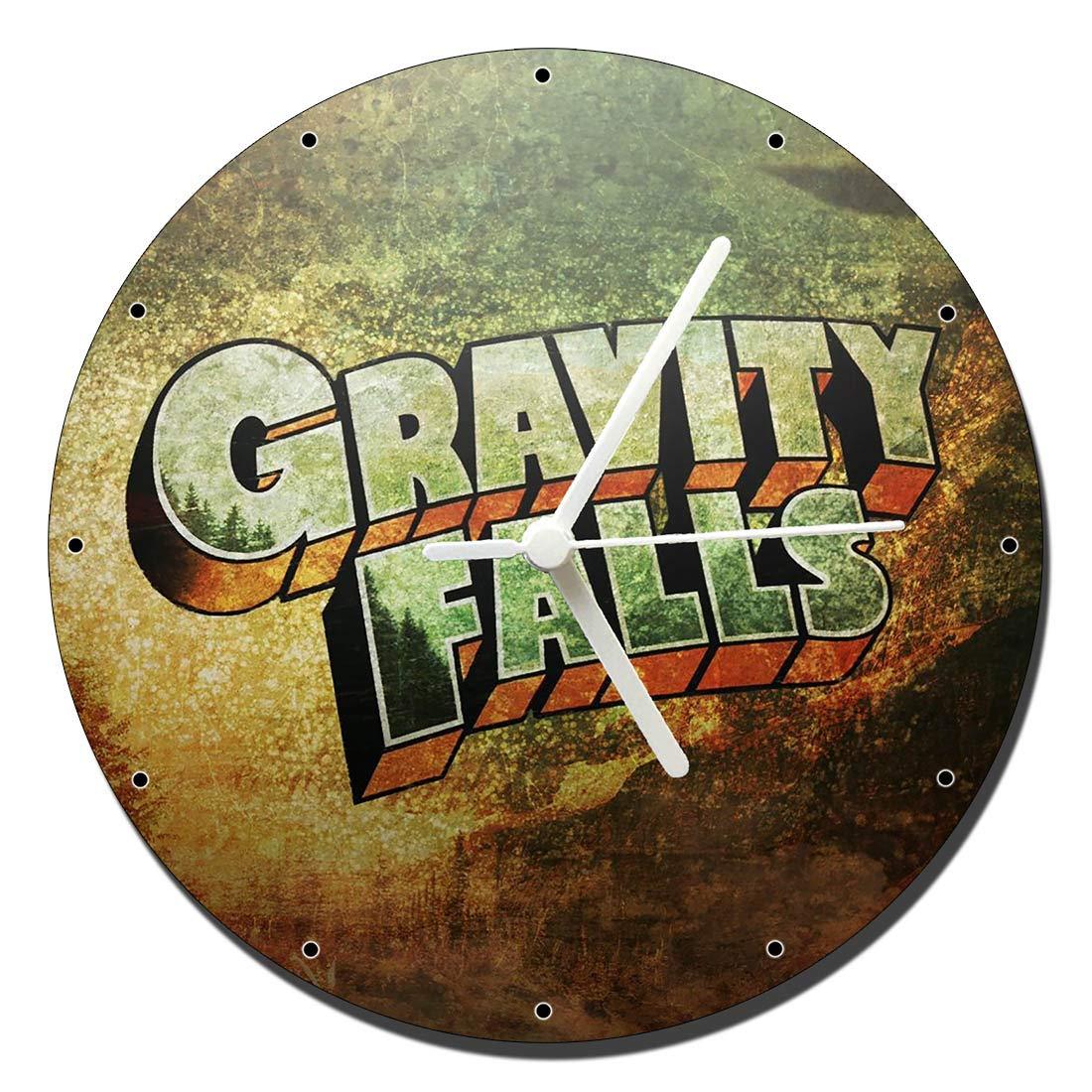 MasTazas Gravity Falls B Reloj de Pared Wall Clock 20cm ...