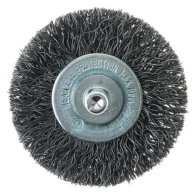Mercer Industries 182020B Crimped Wire Wheel, 2\