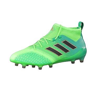 new concept 34b77 76046 adidas Ace 17.1 Primeknit FG - Men's Football Boots, Green – 40 (UK 6.5)