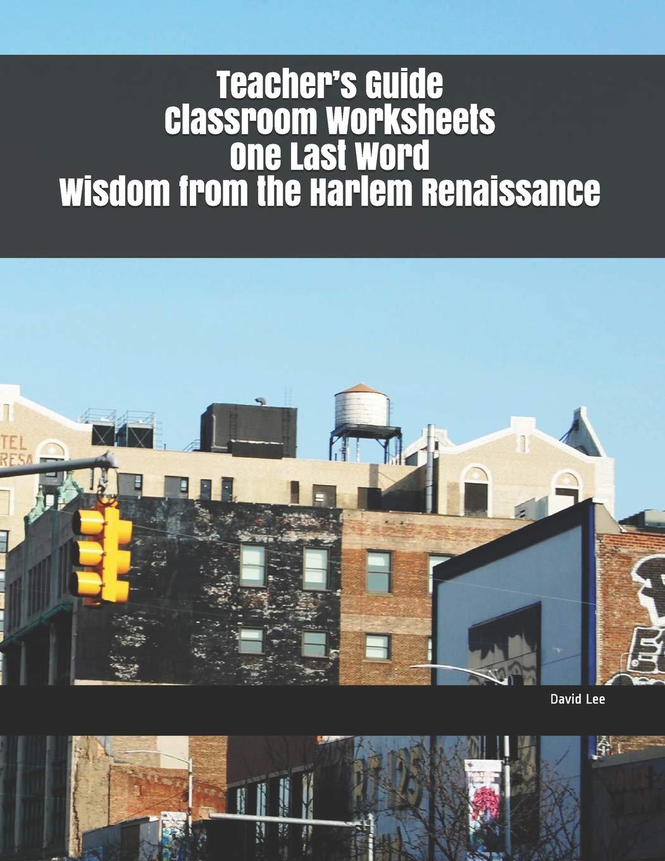 Teacher S Guide Classroom Worksheets E Last Word Wisdom
