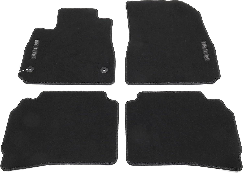2016-19 Malibu Premium Carpet Floor Mat Set Atmosphere Tan New OEM GM 23271402