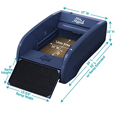 LitterMaid Multi-Cat Self-Cleaning Litter Box