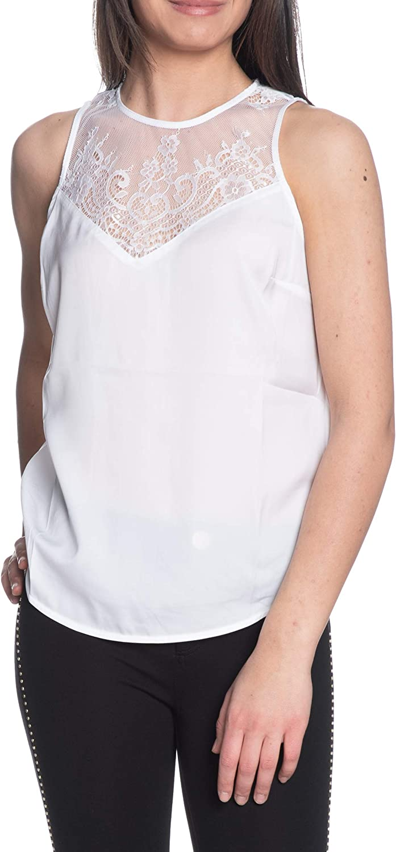 Guess SL Scarlet Top Camiseta de Tirantes para Mujer