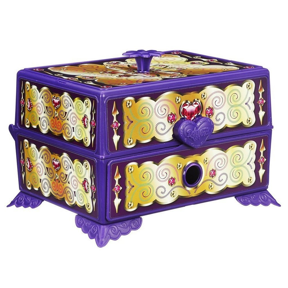 Doh-Vinci Secret Sparkle Jewellery Box Kit Hasbro B7003EU4