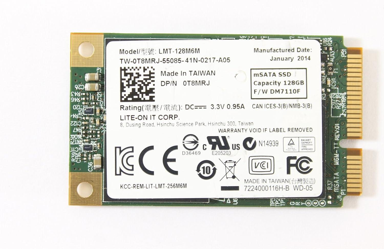 DELL t8mrj lmt-128 m6m PCIe mSATA SSD 128 GB Lite-On it Corp Disco ...