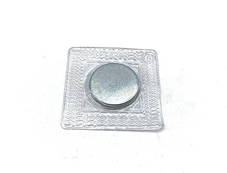 Magnastico Neodym Scheibenmagnete 12 x 2mm zum Einn/ähen 10er Set in Quadratische PVC H/ülle Supermagnete f/ür Kleider Magnete extra Stark Rund