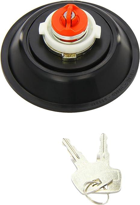 couleur: noir Bouchon du r/éservoir de carburant