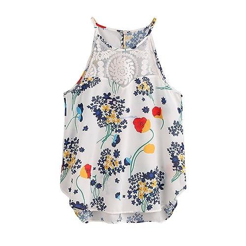 IMJONO - Camisas - Moda - Cuello redondo - para mujer