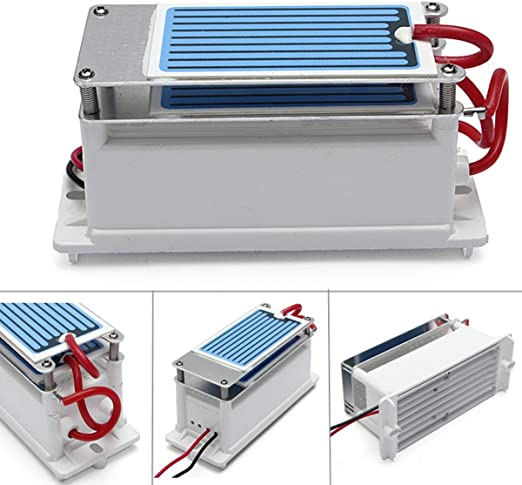 EsportsMJJ 7 G/H Generador De Ozono 220V Agua Purificador De Aire ...