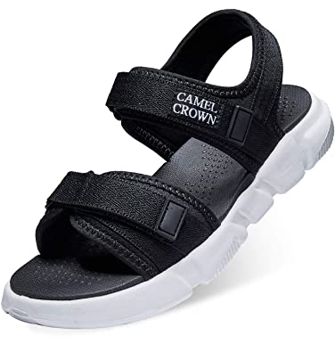 purchase original how to find big selection of 2019 CAMELSPORTS Women's Walking Sandals Summer Comfortable Athletic Sandals  Shoes Strap Water Beach Sandals for Causal Travel Outdoor Sports Walking